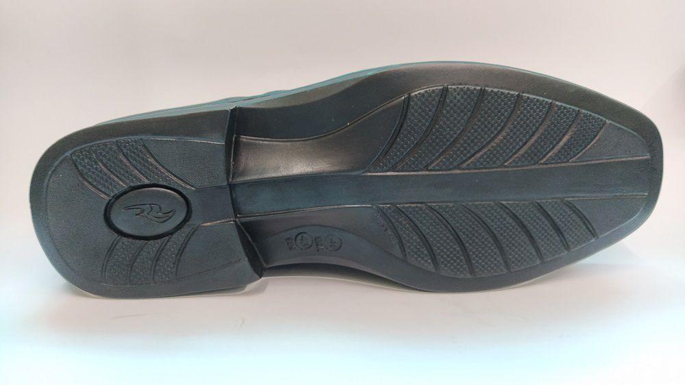 Sapato Social Masculino Conforto Rafarillo 8978 - Preto