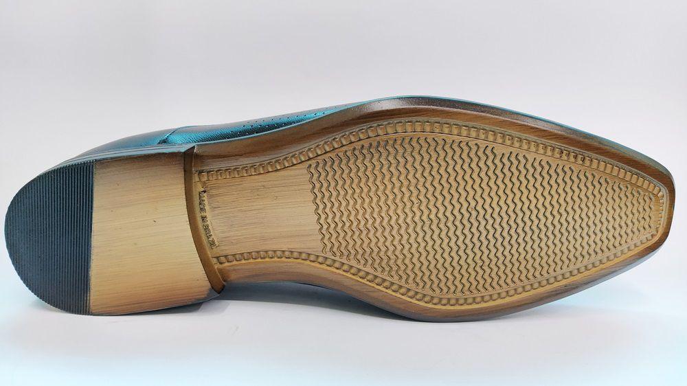 Sapato Social Masculino em Couro Rafarillo 6901 - Preto