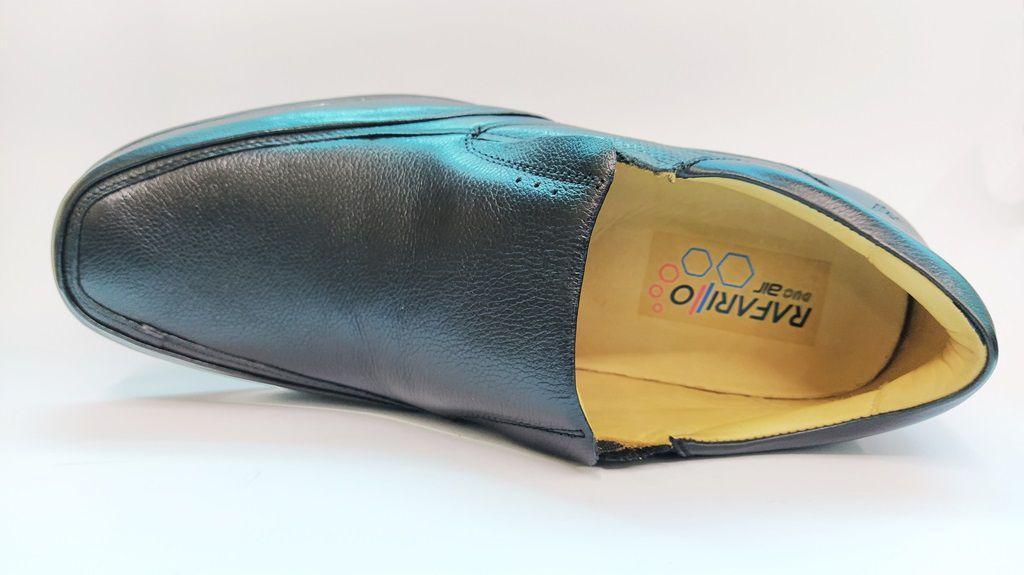 Sapato Social Masculino Rafarillo Duo Air 39001 - Preto