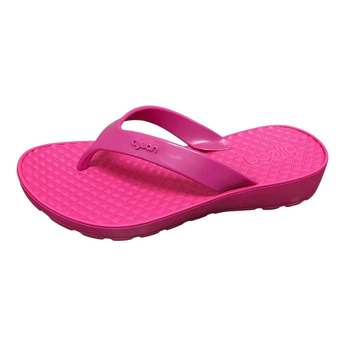 Tamanco Chinelo Dijean DIJ281 - Pink