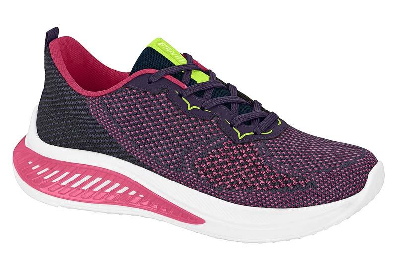 Tenis Feminino Actvitta 4816.104 - Roxo/Pink