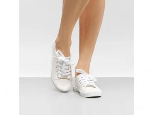 Tênis Feminino Moleca 5296.210 - Branco
