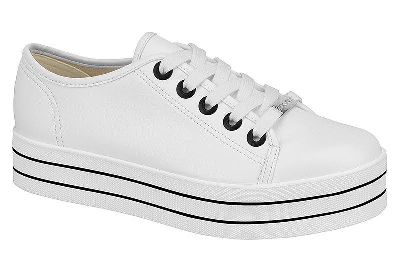 Tênis Feminino Moleca 5618.633 - Branco