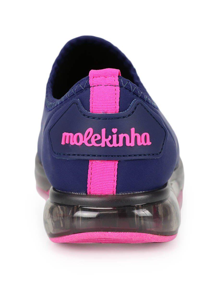 Tênis Infantil Molekinha 2521.201 - Marinho