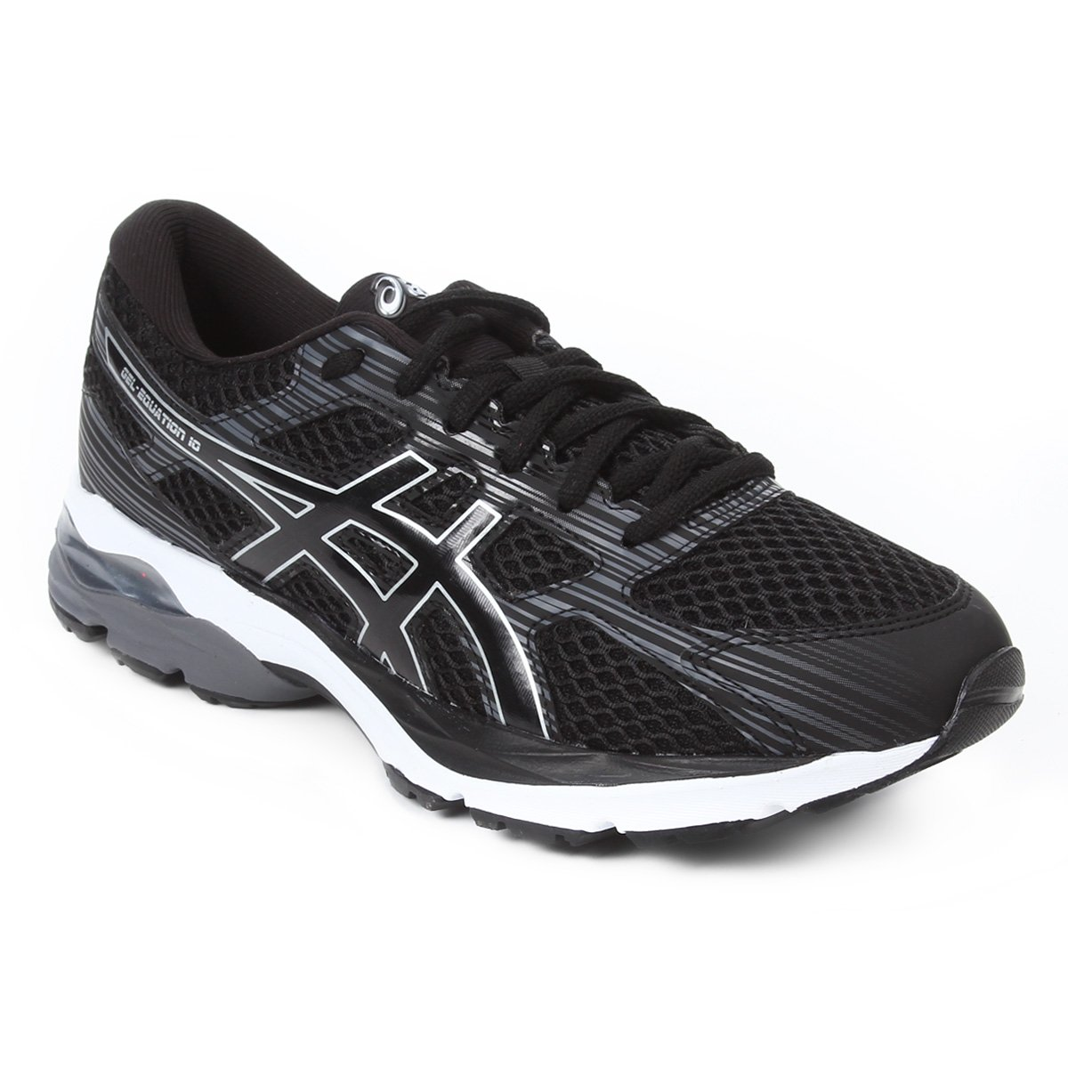 Tenis Masculino Asics Gel Equation 10 - Preto