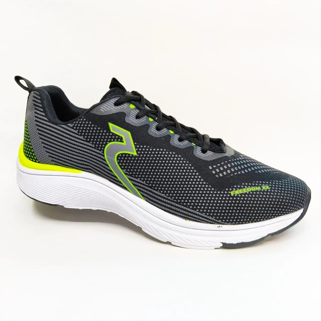 Tênis masculino Replay 20800-15 - Preto / Verde