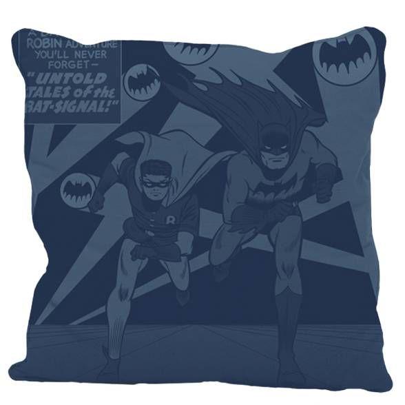 Almofada Batman And Robin Dark Blue