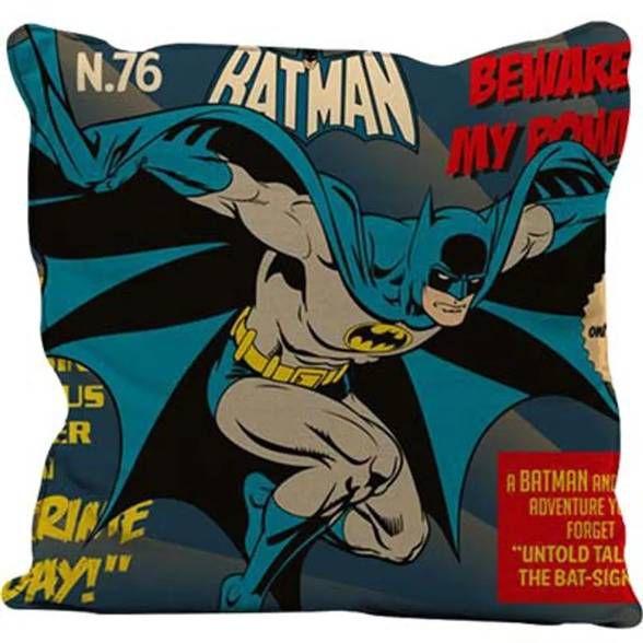Almofada Batman Beware My Powers