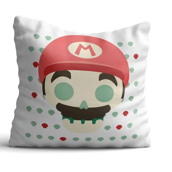 Almofada Mario Bros - Caveira