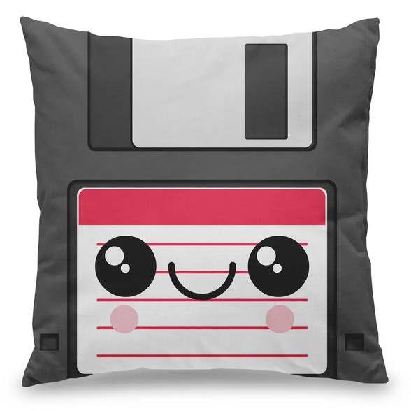 Almofada Disquete Cute Floppy Disk