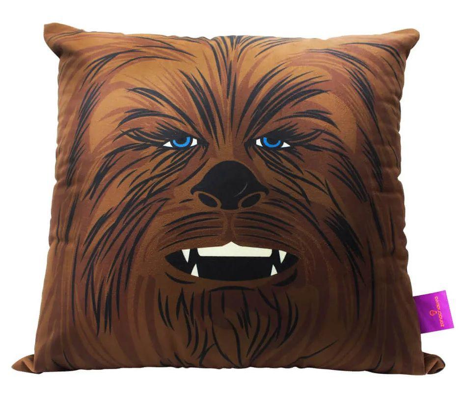 Almofada Fibra Chewbacca Star Wars