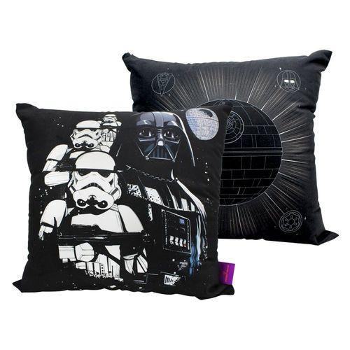 Almofada Fibra Stormtrooper Darth Vader Star Wars
