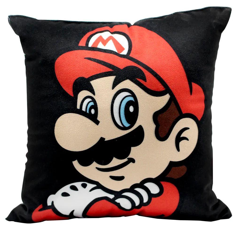 Mini Almofada Super Mario Bross