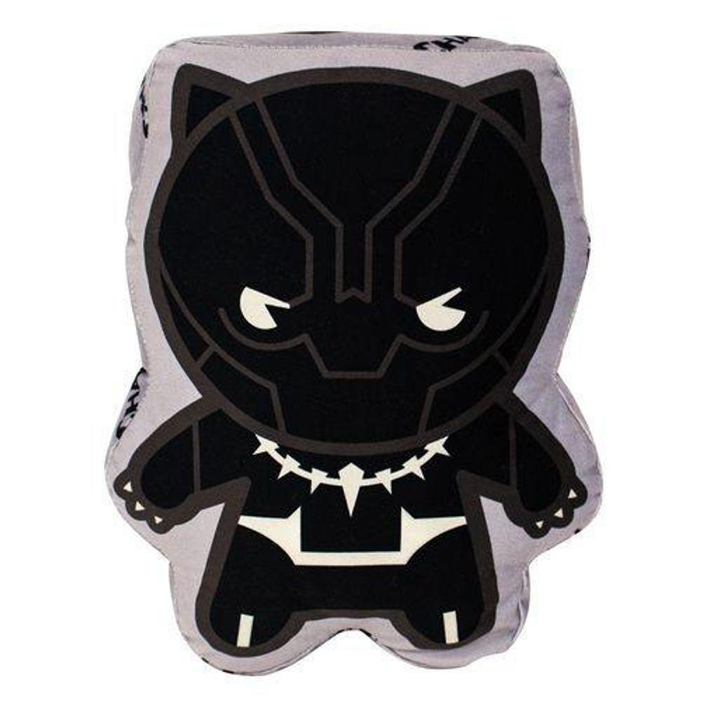 Almofada Formato Pantera Negra