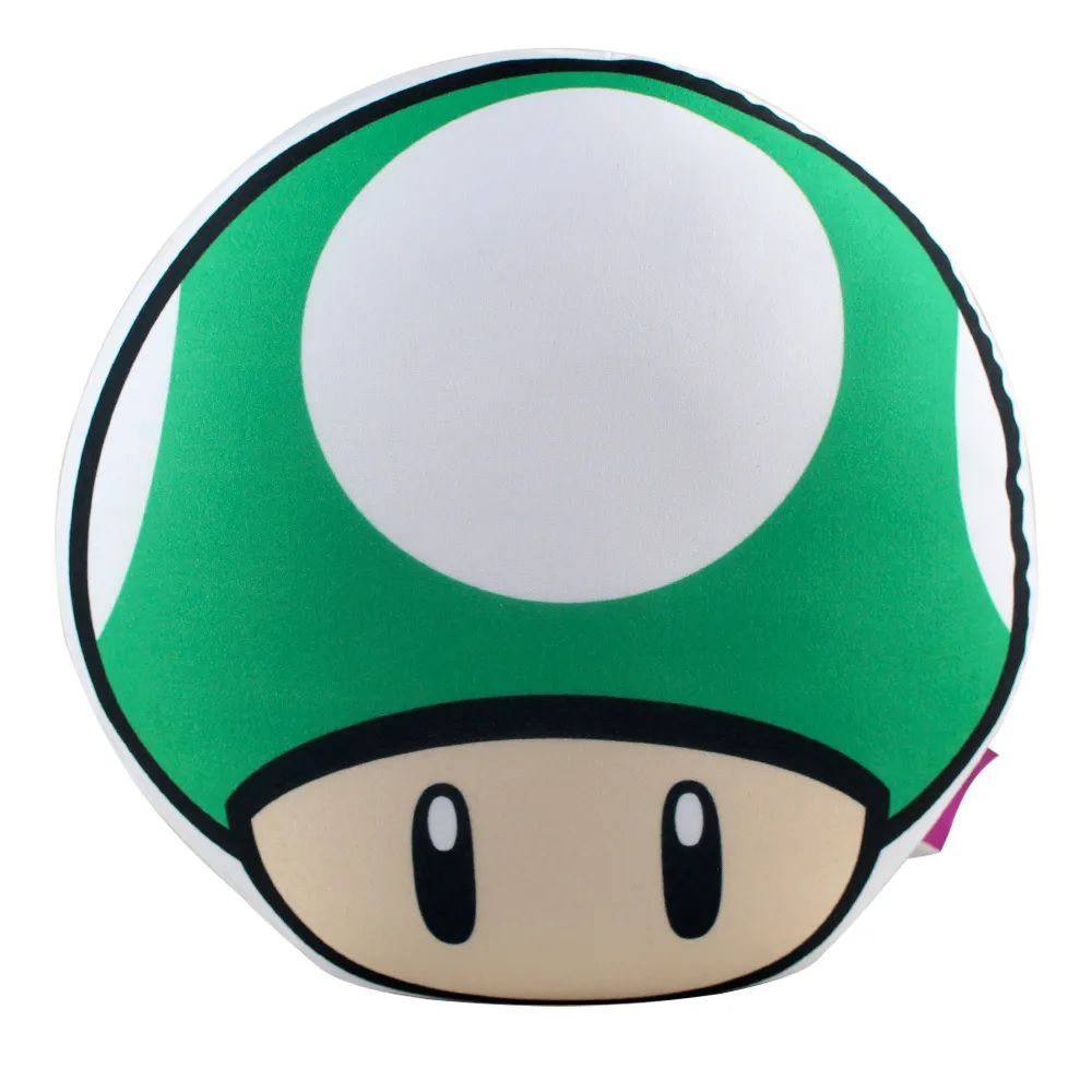Almofada Formato Super Mario Vida