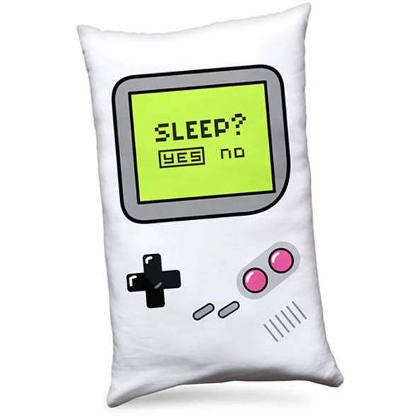 Almofada Gamer Boy - Sleep Yes or No