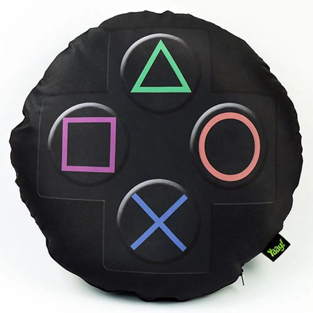 Almofada Gamer Joystick PS4