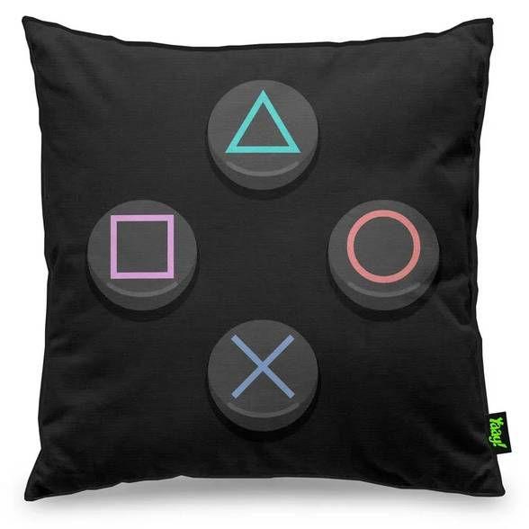 Almofada Gamer Joystick PS Sonysta