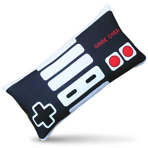 Almofada Gamer Joystick Retrô