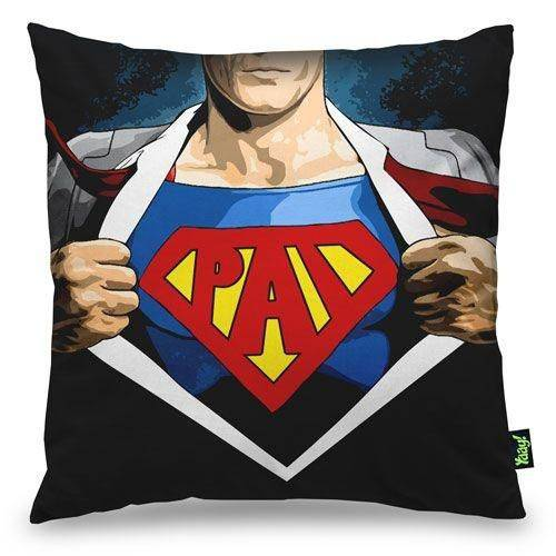 Almofada Herói Super Pai