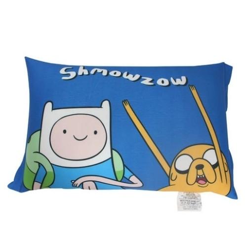 Almofada Jake e Finn Shmowzow