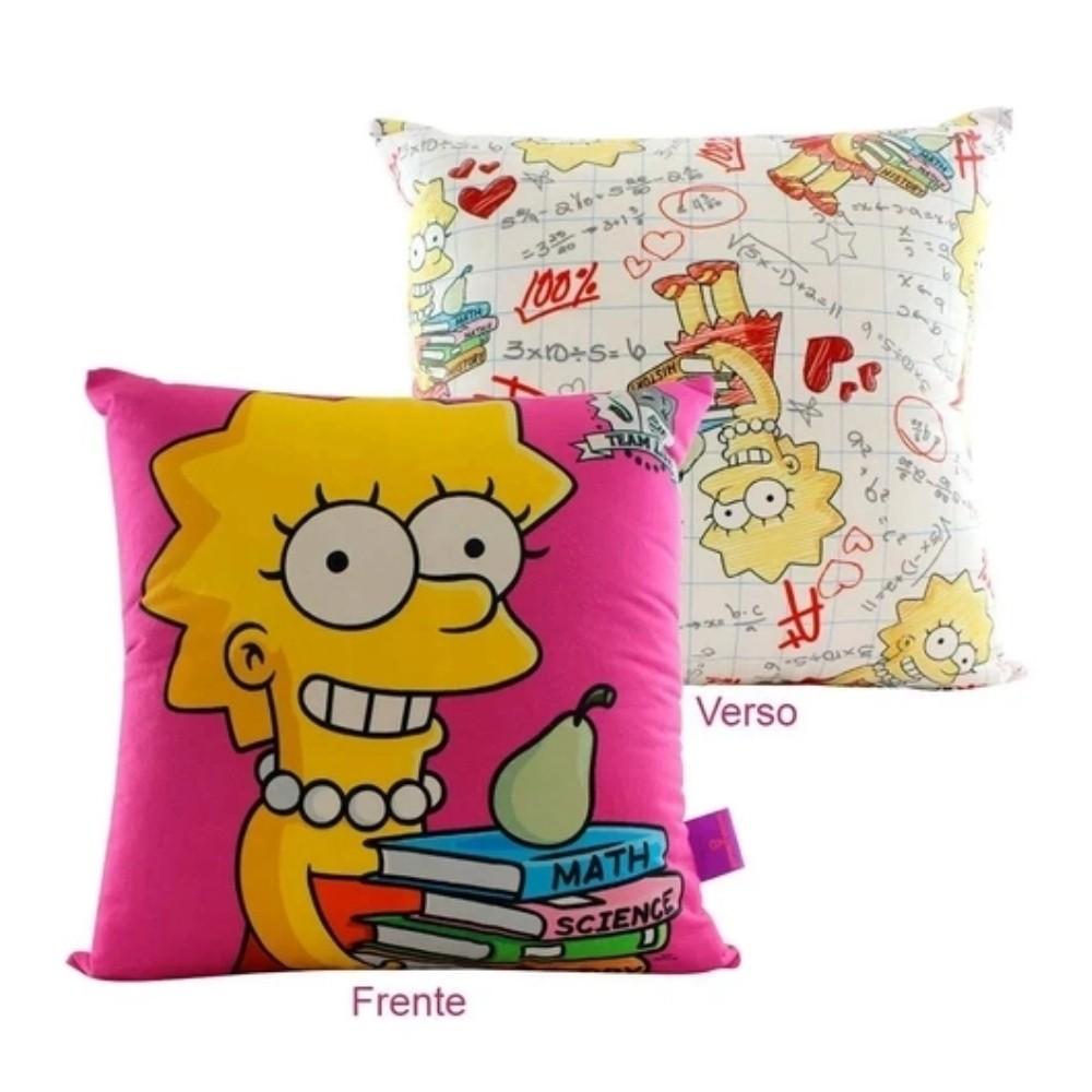 Almofada Lisa Simpsons veludo