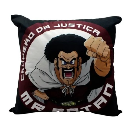 Almofada Mr Satan - Dragon Ball