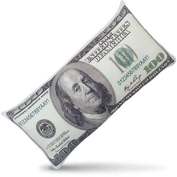Almofada One Hundred Dollars