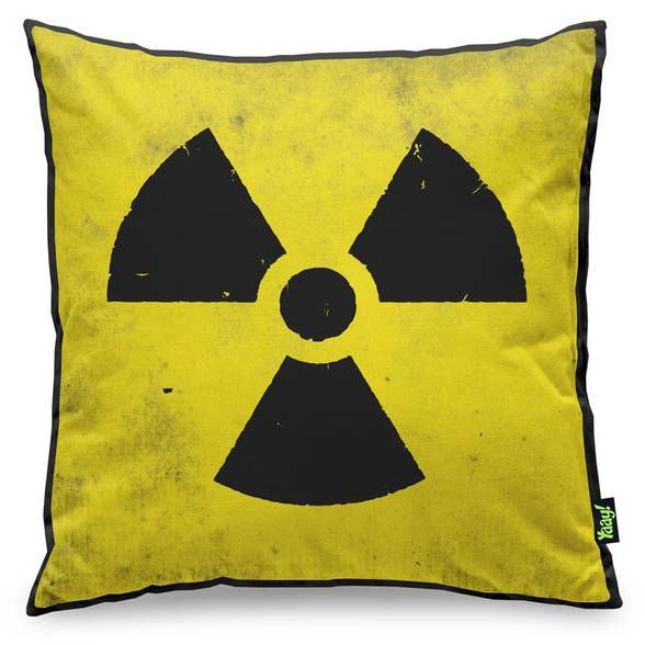 Almofada Radioactive