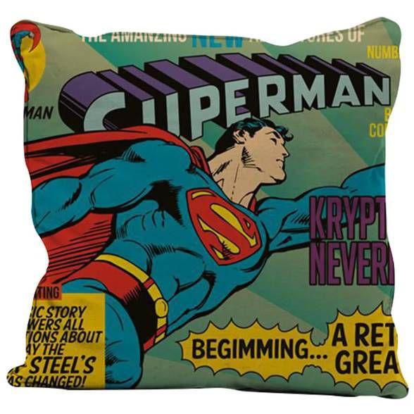 Almofada Superman Flying
