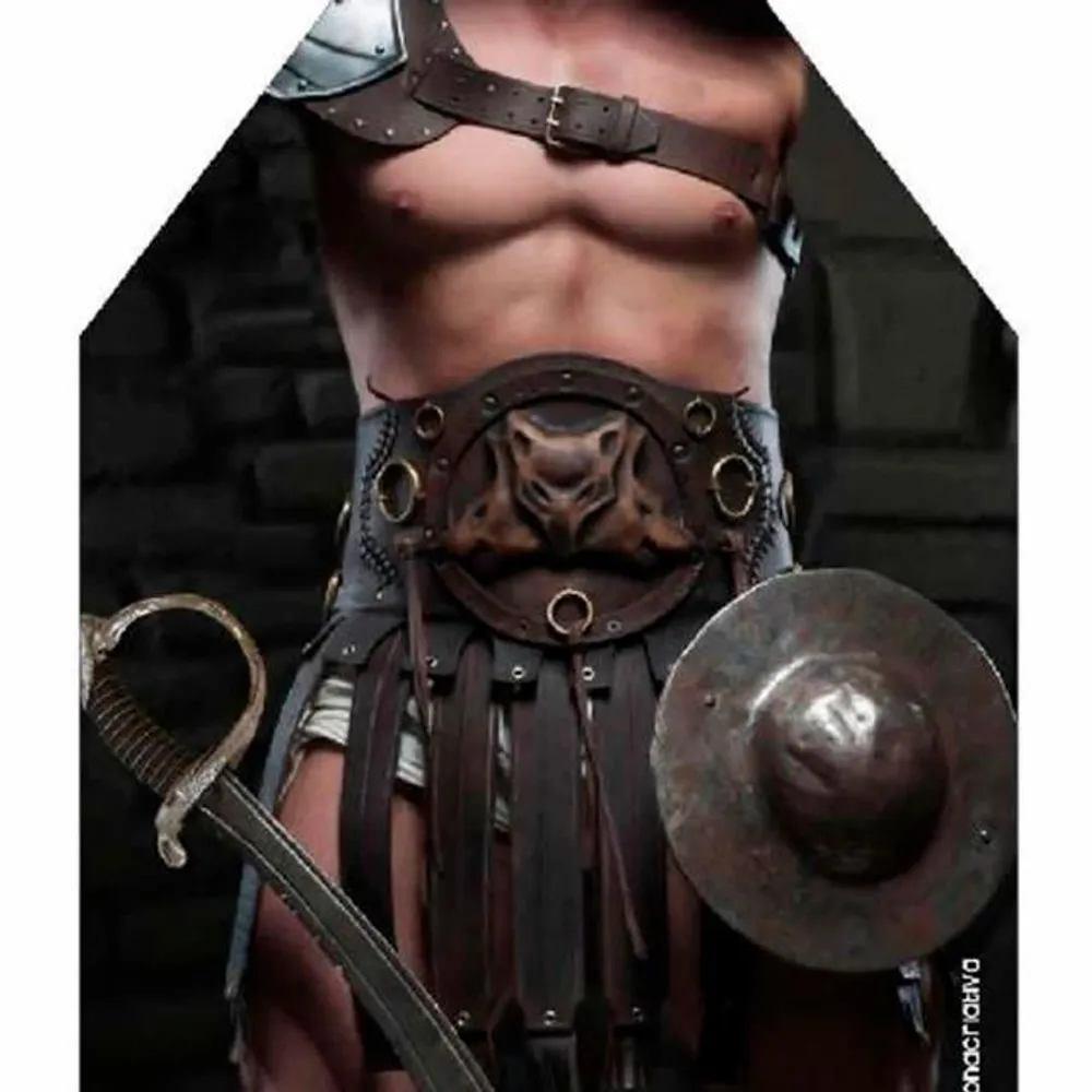 Avental Canvas Gladiador