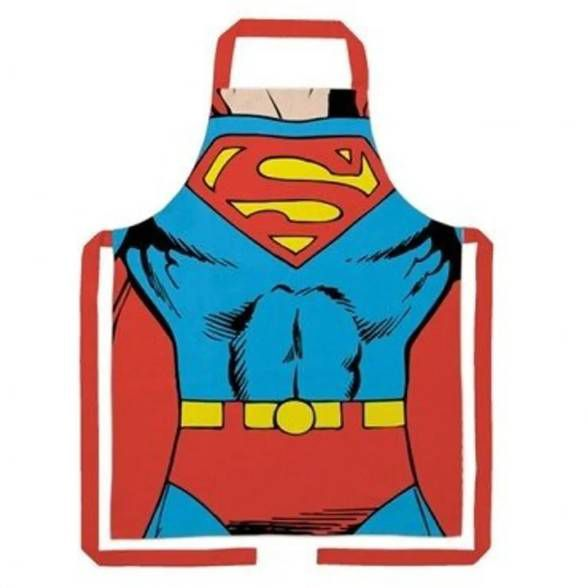 Avental do Superman