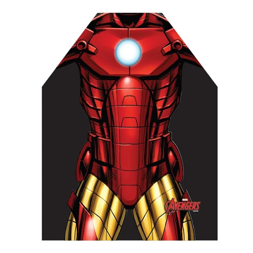 Avental Homem de Ferro os Vingadores