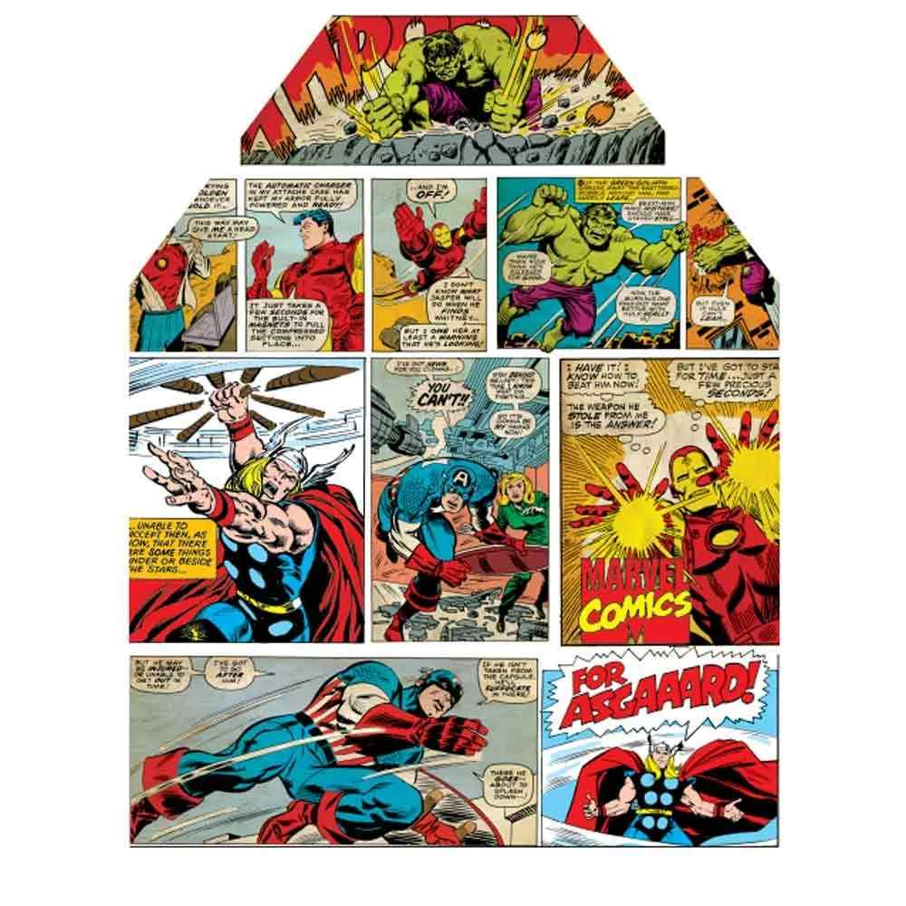 Avental Marvel Comics Colors