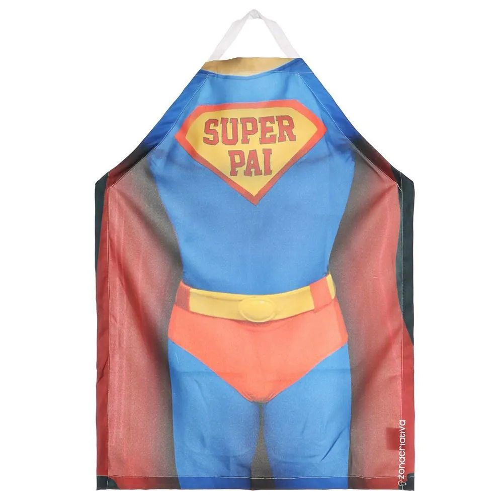 Avental Super Pai