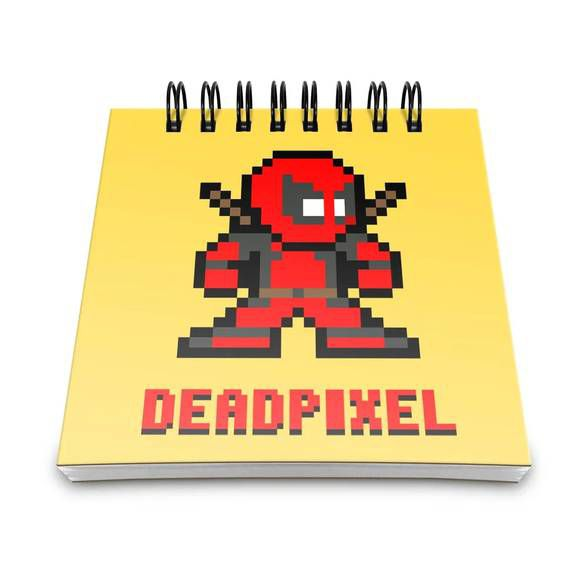 Bloco de Anotações DeadPixel