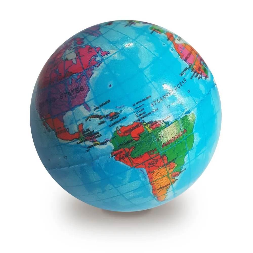 Bolinha anti stress - Globo Planeta Terra