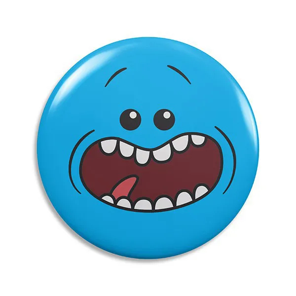Botton Mr Meeseeks