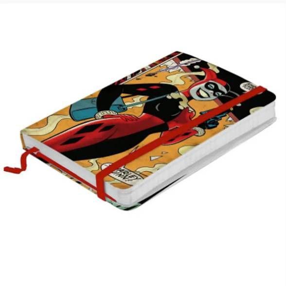 Caderneta de Anotação Arlequina