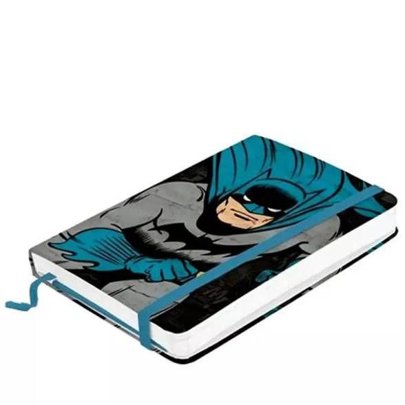 Caderneta de Anotação Dc Batman