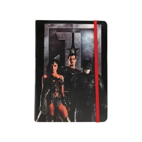 CADERNETA DE ANOTACAO MOVIE WW, SUPERMAN, BATMAN