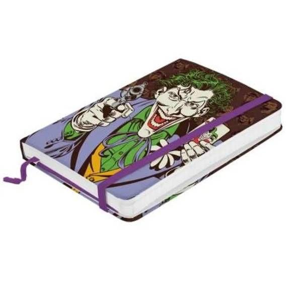 Caderneta de Anotação Papel Joker C/ Baralho FD Marrom