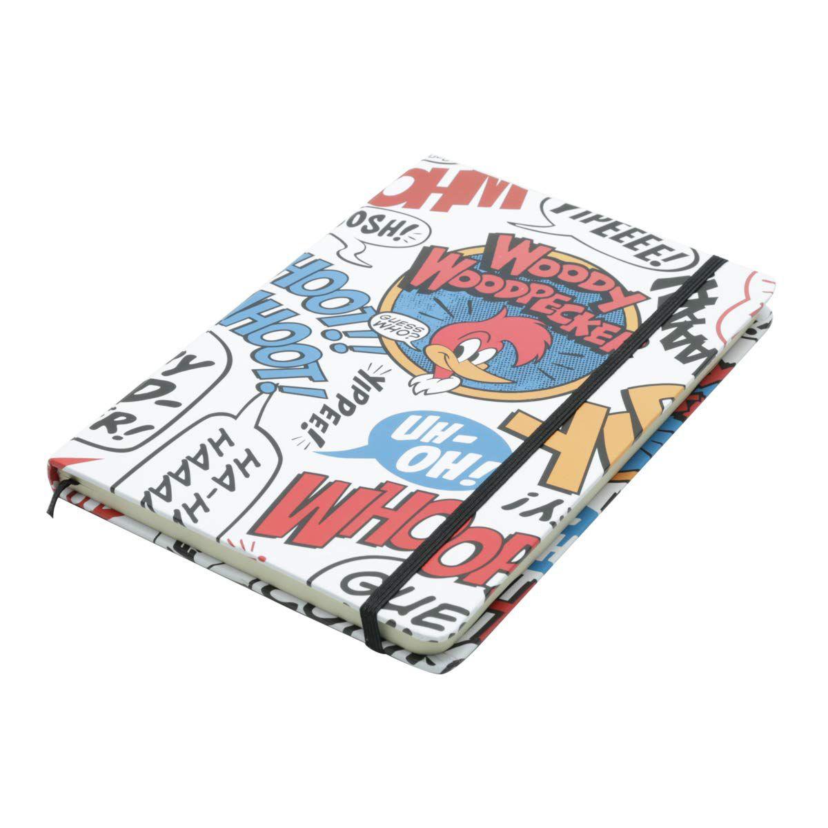 Caderneta de anotação Pica Pau