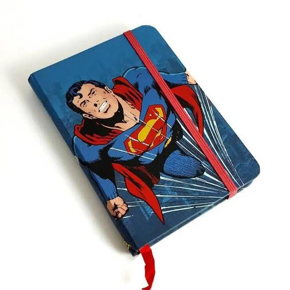 Caderneta de Anotações DC Superman