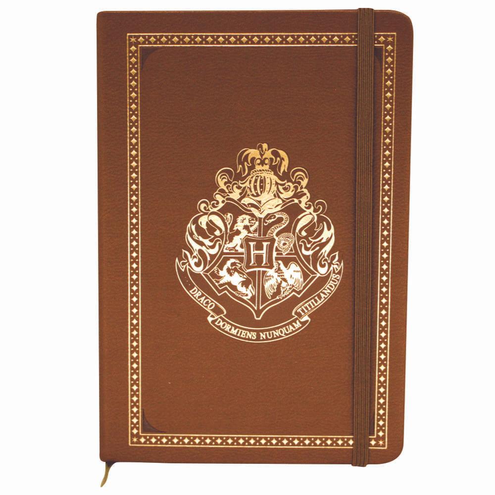 Caderno De Anotações Harry Potter - Hogwarts