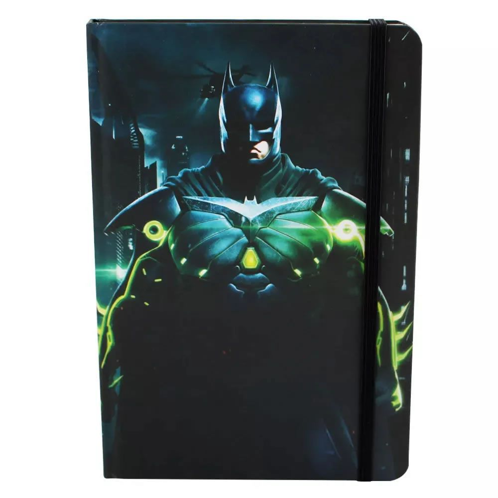 Caderno Injustice Batman