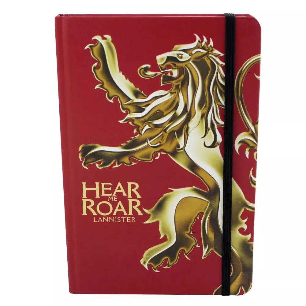 Caderno Lannister