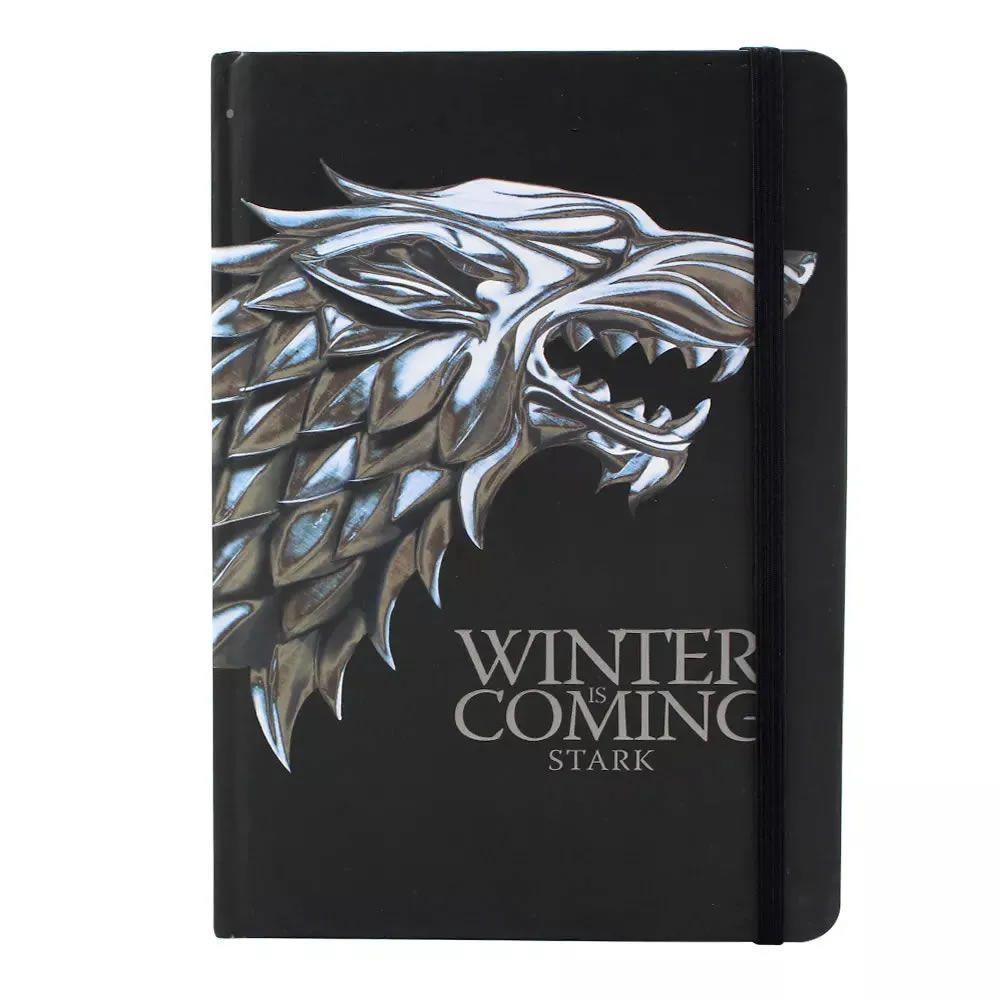 Caderno Stark