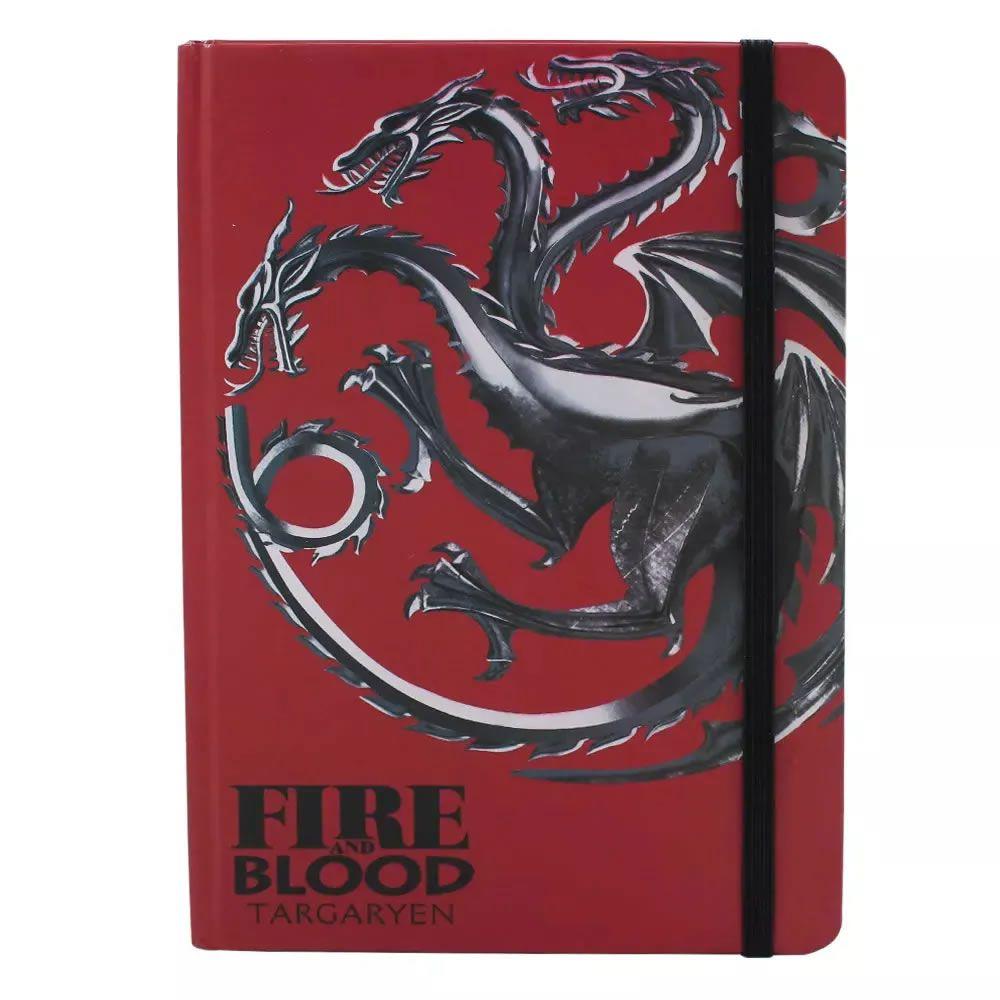 Caderno Targaryen - Grande