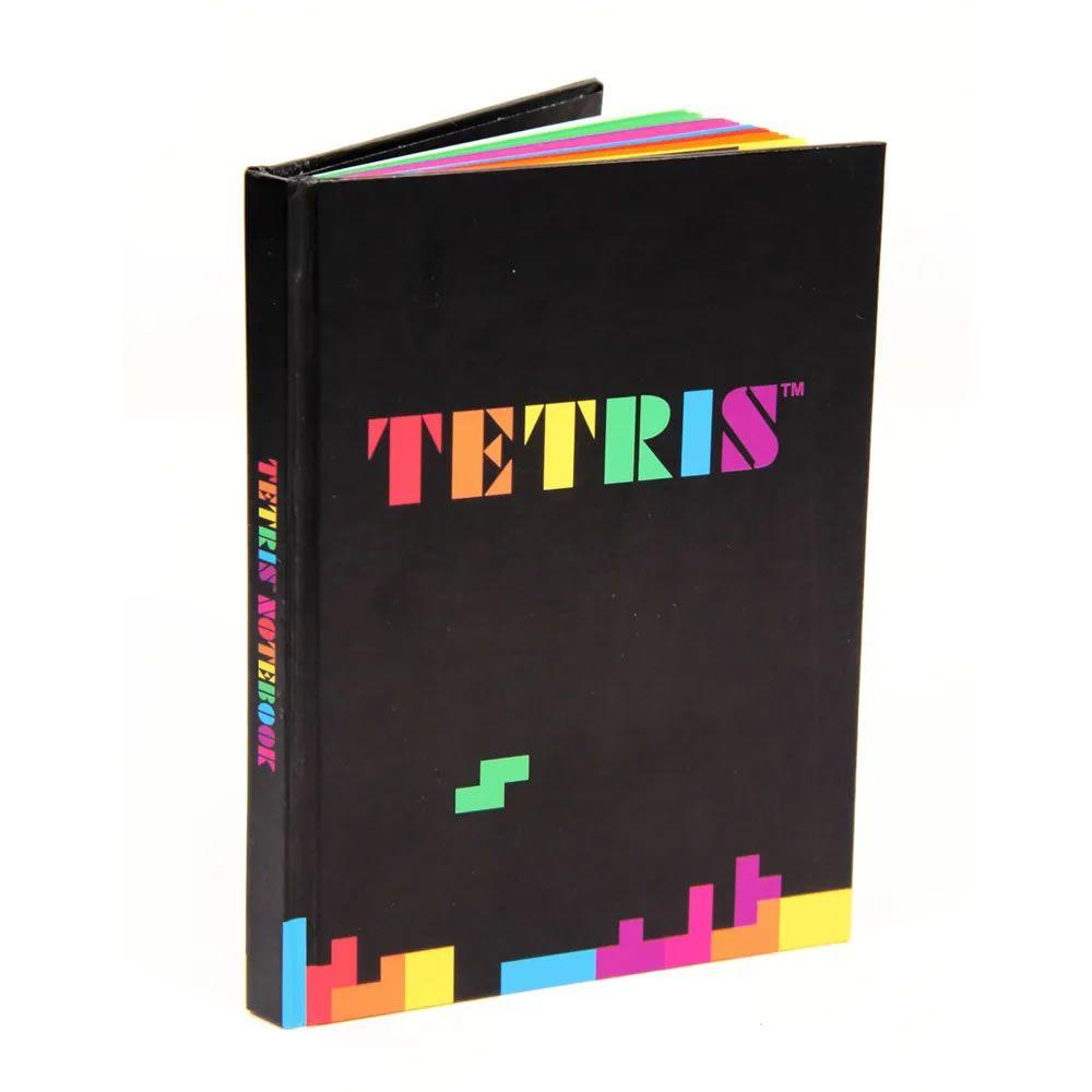 Caderno Tetris